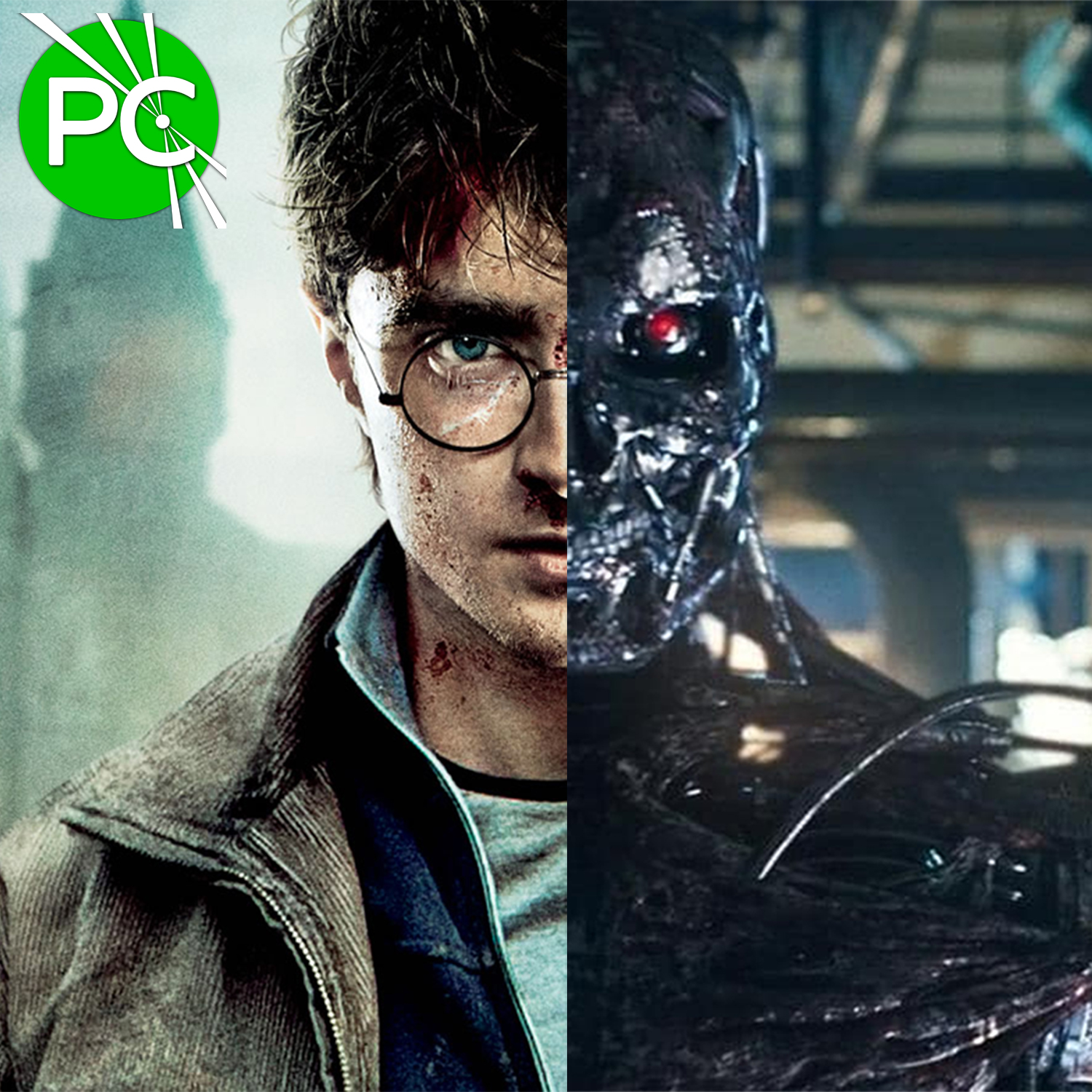 Episode 005 – Harry Potter Terminator Mashup 1 of 3
